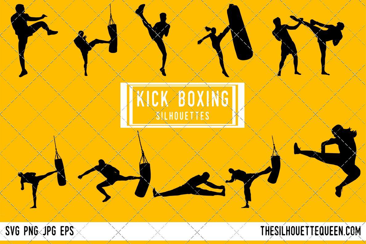 1188x792 Kickboxing Silhouette, Kickboxing Boy Clipart, Kickboxing Girl