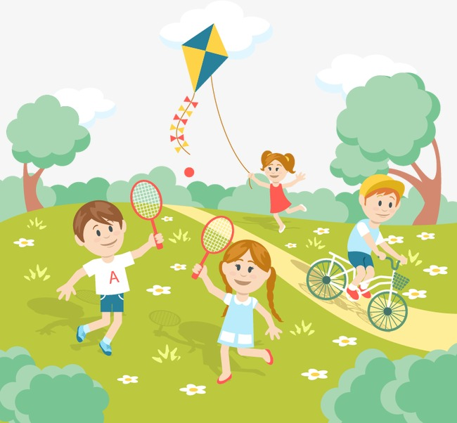 650x602 Children Playing Vector Outskirts, Children Vector, The Outskirts