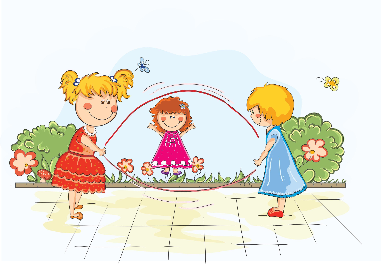 3000x2081 Kids Playing Vector Illustration Mkvhhcs L Orlando Parents