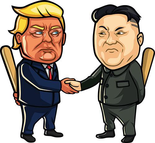 Kim Jong Un Vector