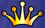 190x119 Golden Crown Logo Monarch King Vector Vip Image By Andriy