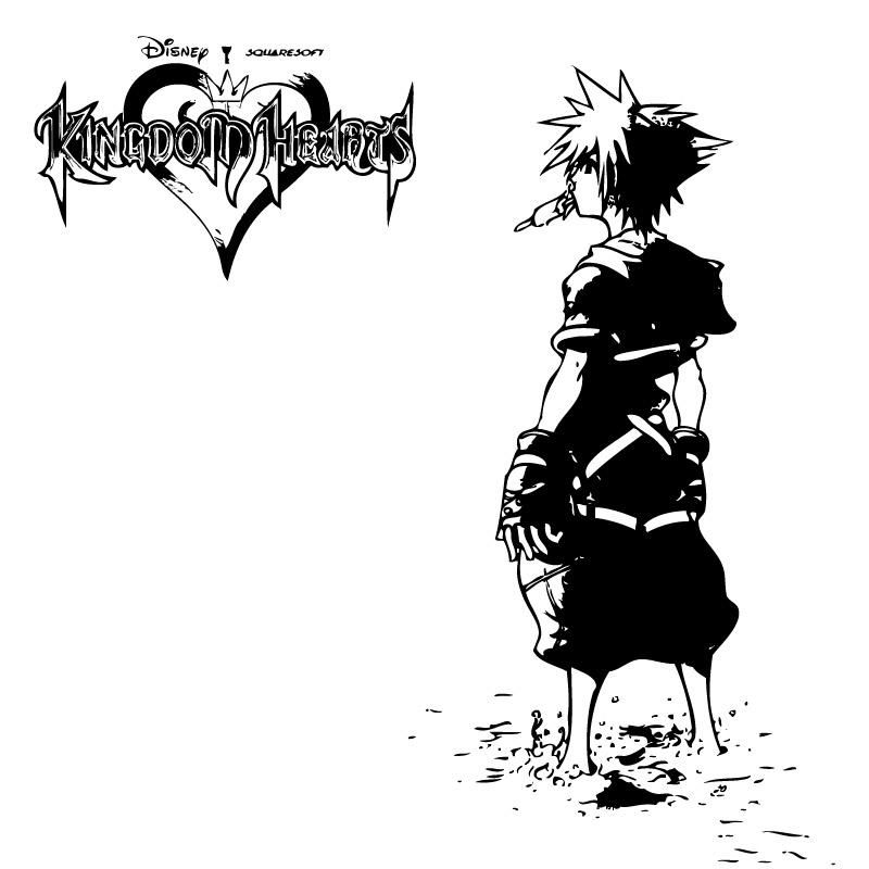 800x800 Kingdom Hearts By Yagami0