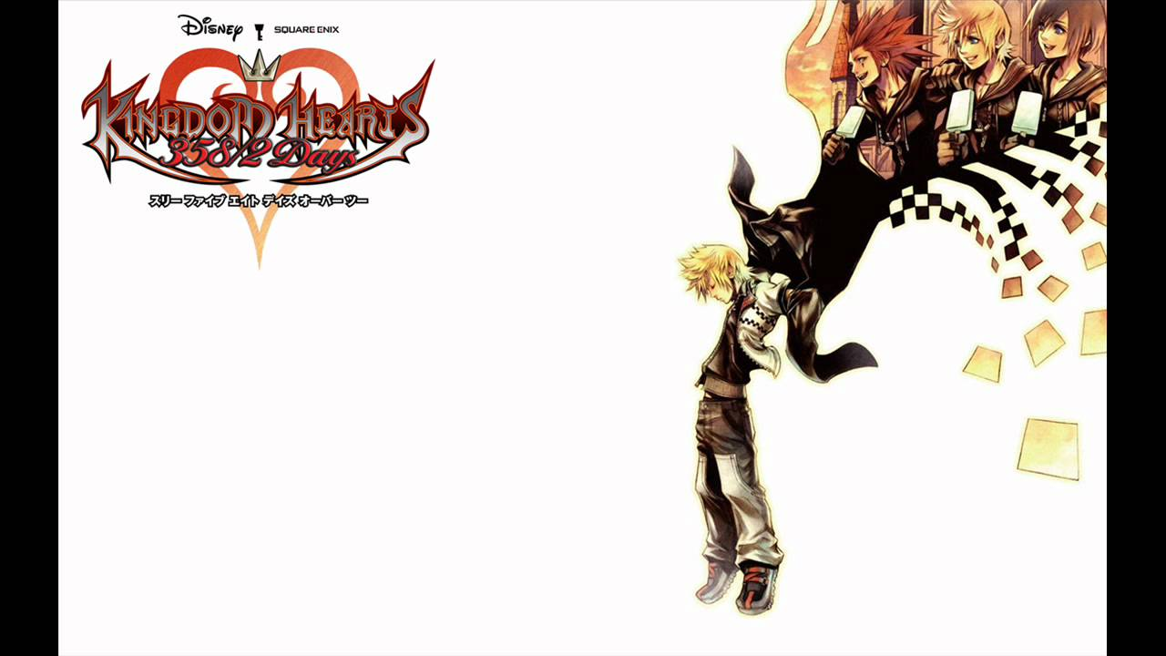 1280x720 Kingdom Hearts 3582 Days Music