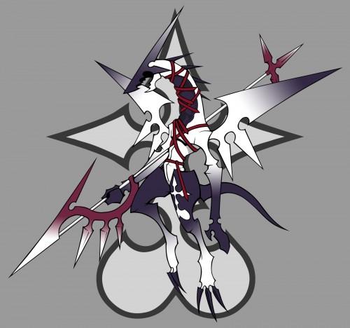 500x468 Kingdom Hearts Nobody Vector