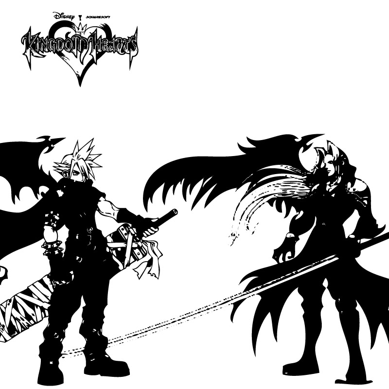 800x800 One More Kingdom Hearts Vector By Yagami0