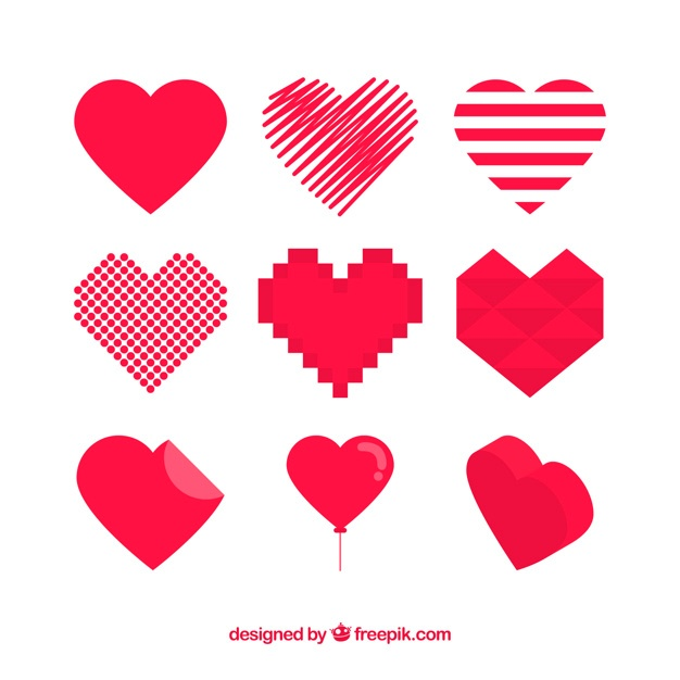 626x626 Hearts Picture