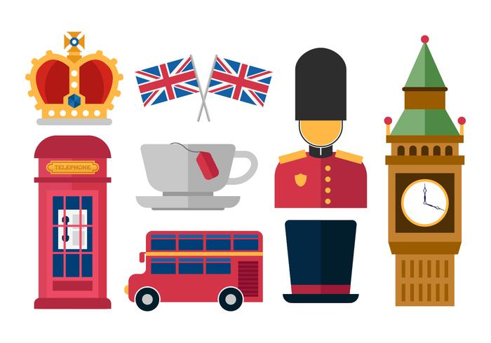 700x490 Free Great Britain Kingdom Vector Icons