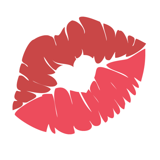 Kiss Mark Vector At Getdrawings Free Download