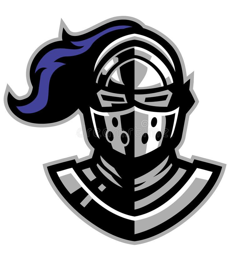 Knight Head Vector