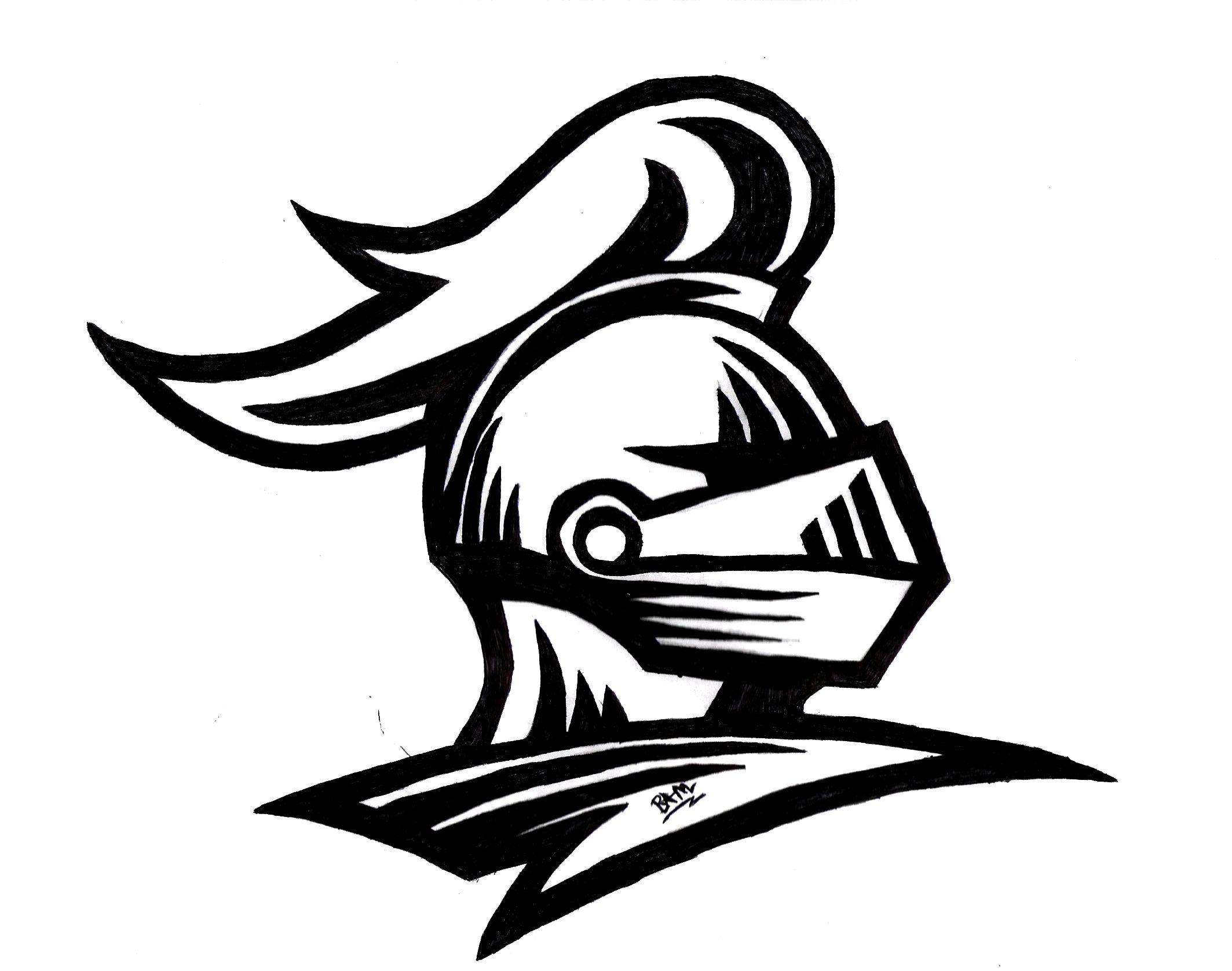 2127x1677 Knight Helmet Logo Bcca