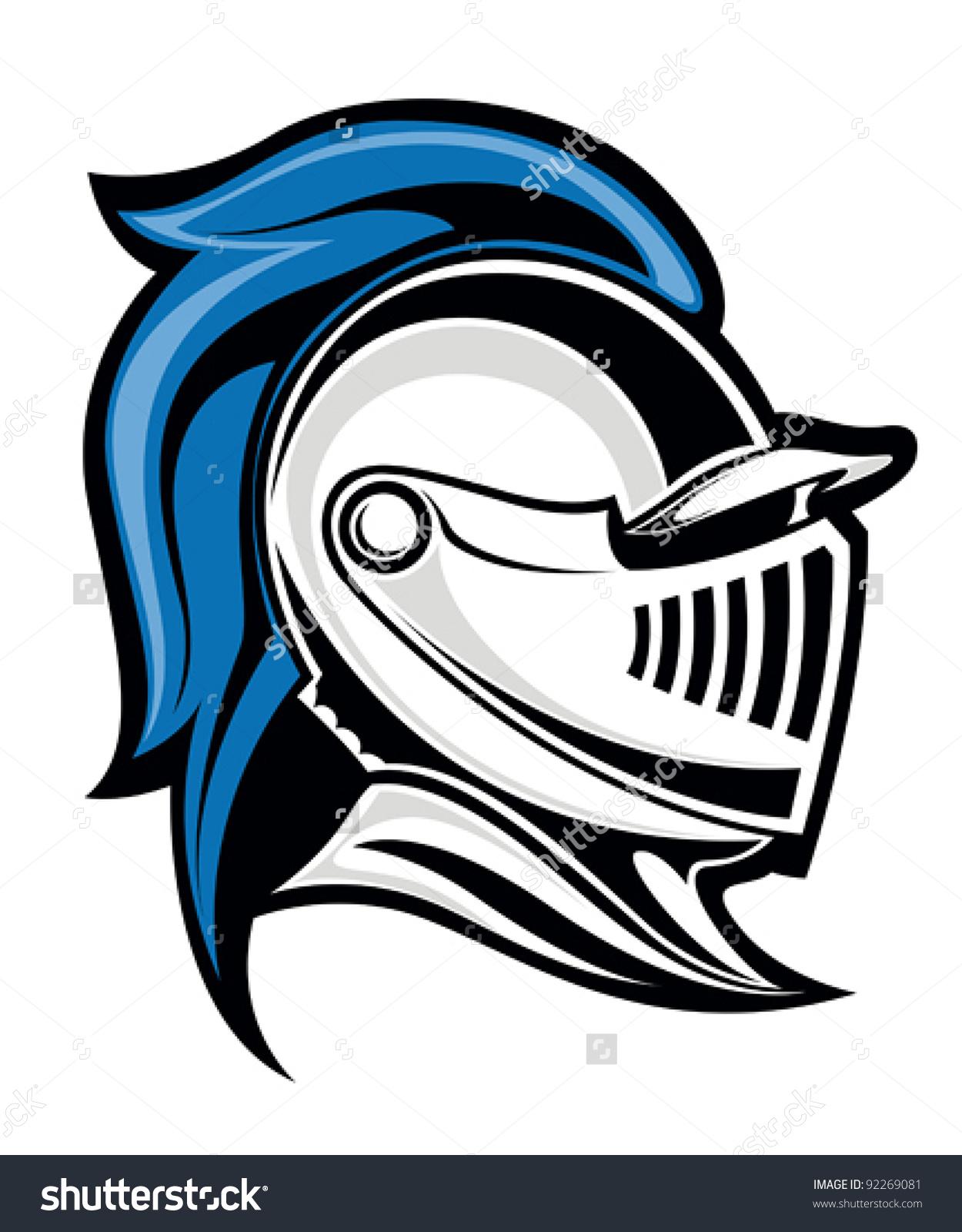 1250x1600 Knight Head Silhouette Clipart