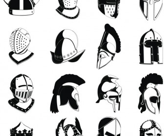 336x280 Collection Of Knight Helmet Clipart Black And White High