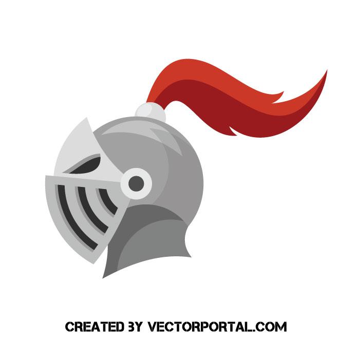 660x660 Knight Helmet Vector Clip Art