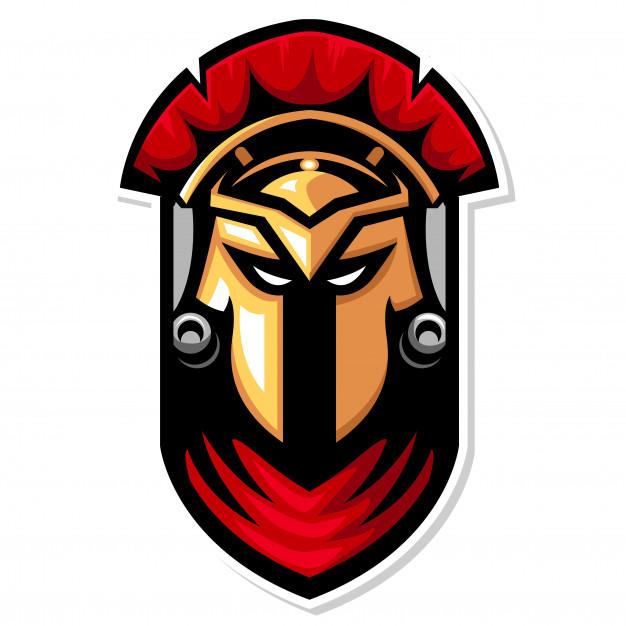 626x626 Knight Of Templar Mascot Logo Vector Premium Download