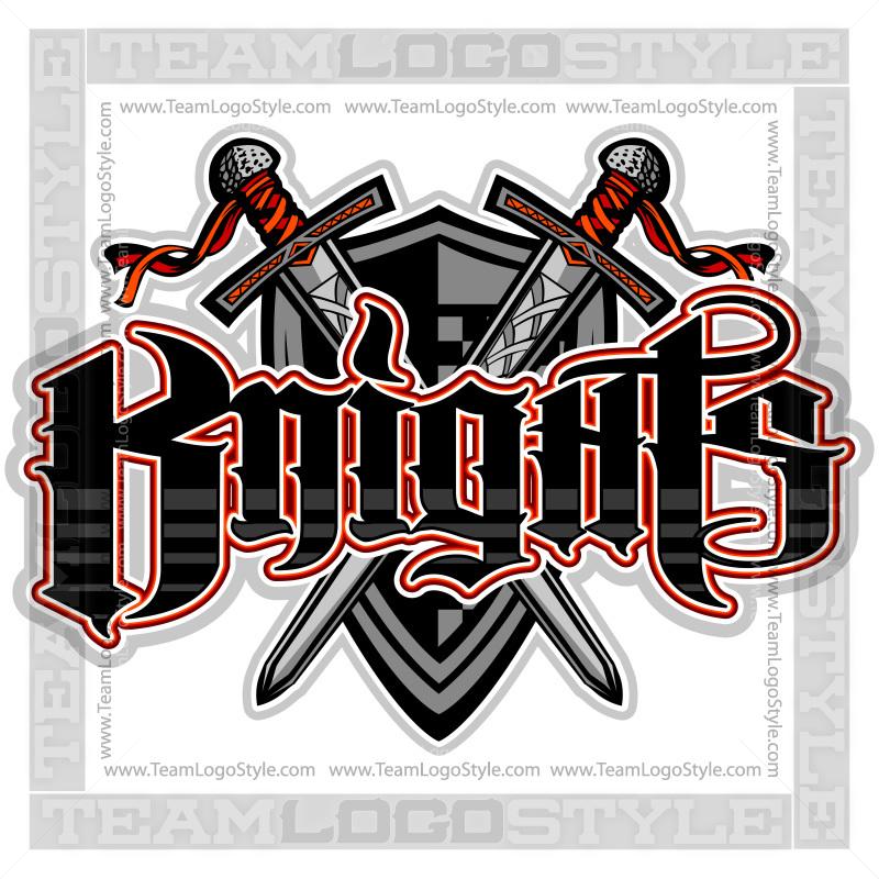 800x800 Knights Team Logo