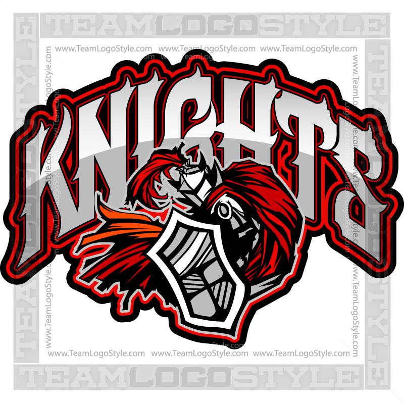 800x798 Knights Team Logo