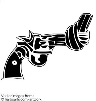 335x355 Download Gun In A Knot