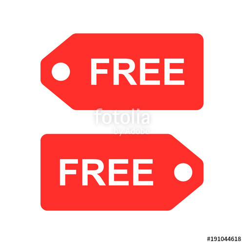 500x500 Free Label Tag Vector Stock Image And Royalty Free Vector Files