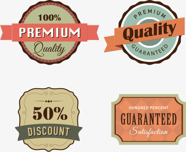 650x531 Vector Label, Label, Vector Free Download, Retro Png And Vector
