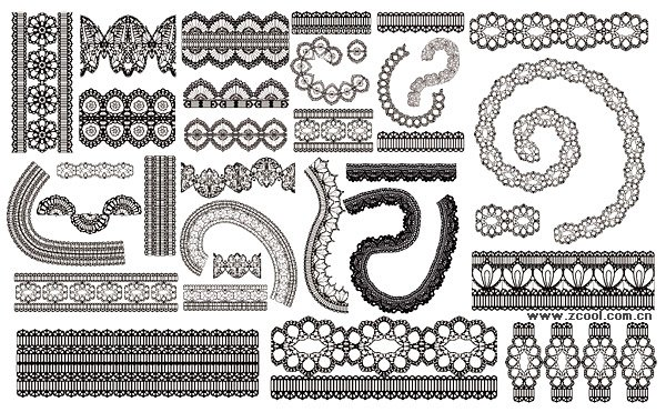 600x371 Free Lace Lace Pattern Psd Files, Vectors Amp Graphics