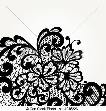 Lace Vector Art