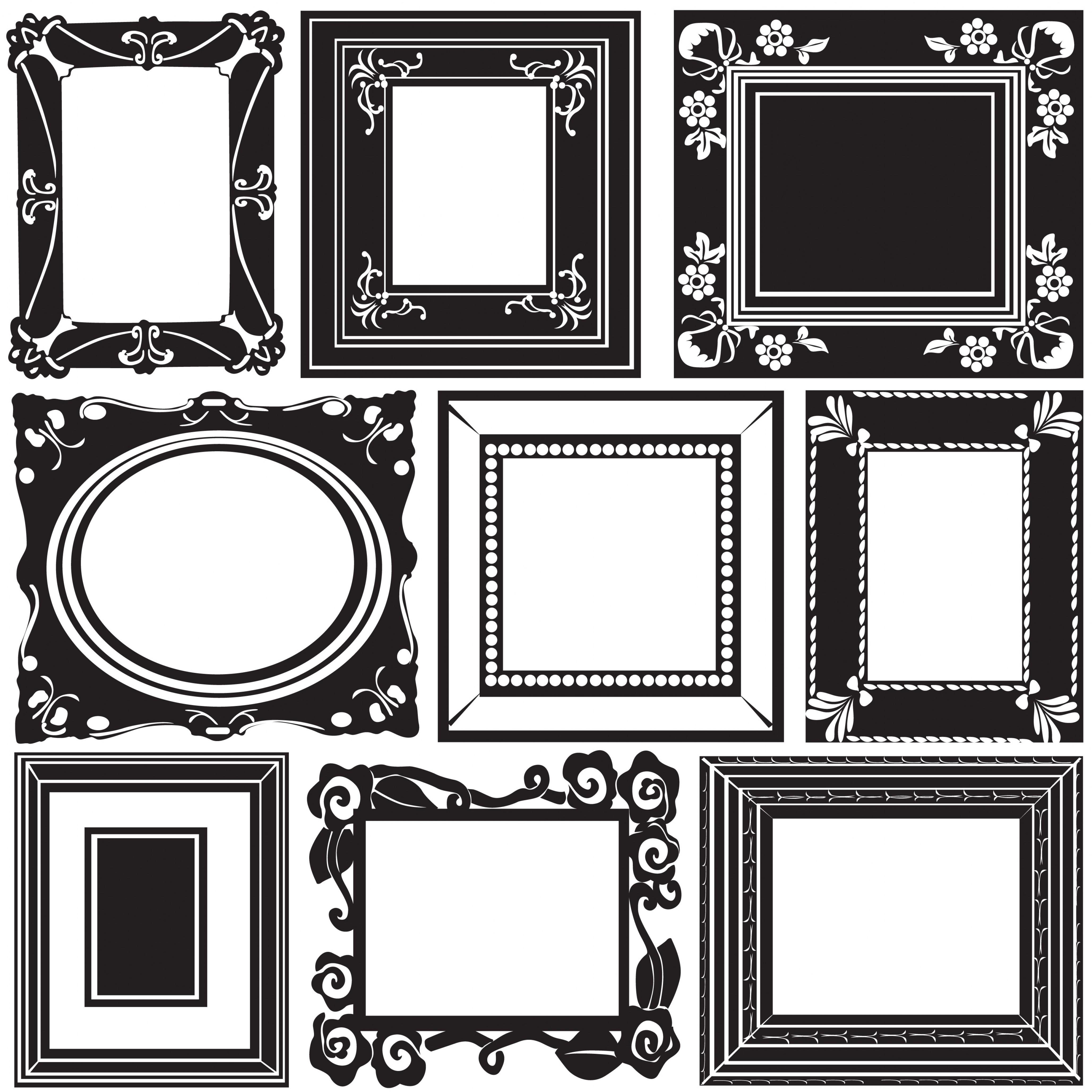 4114x4114 Black Lace Trim Vector Shopatcloth