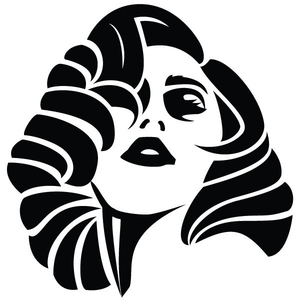 600x600 Free Vectors Lady Gaga Vector