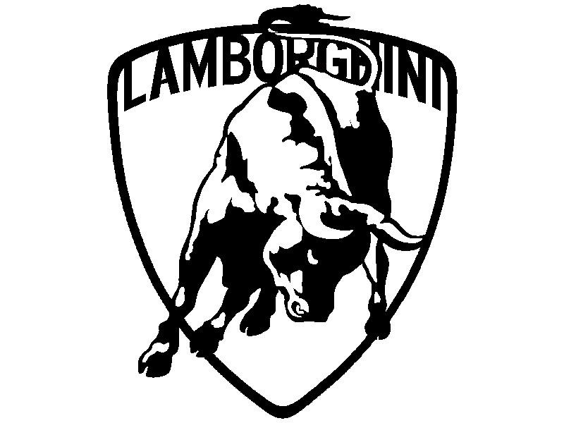 Lamborghini Logo Vector At Getdrawings Com Free For Personal Use