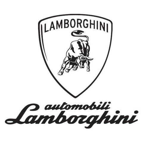 How To Draw Lamborghini Logo Step By Step