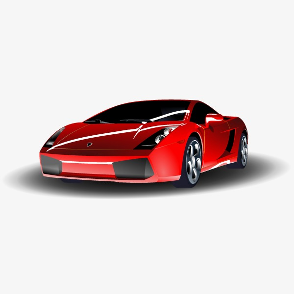 600x600 Red Lamborghini Car, Car Vector, Car Clipart, Car Png And Vector