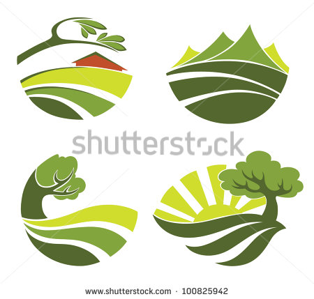 450x429 Images Of Landscaping Logo Vector