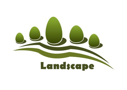 500x354 Landscape Logos Design Vector 01 Free Download