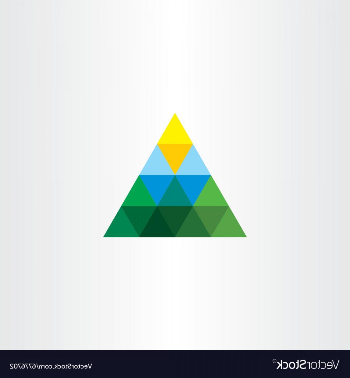 1200x1296 Triangle Landscape Logo Mountain Sun Vector Shopatcloth