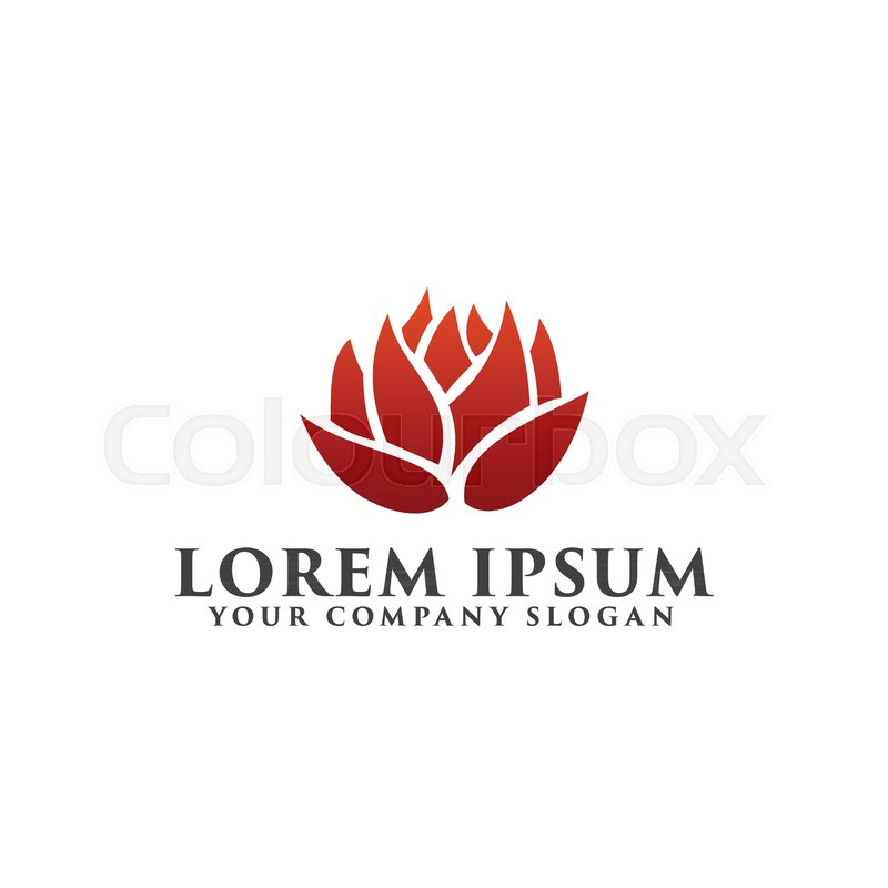 800x800 Flower Logo. Environmental And Green Landscaping Logo Design