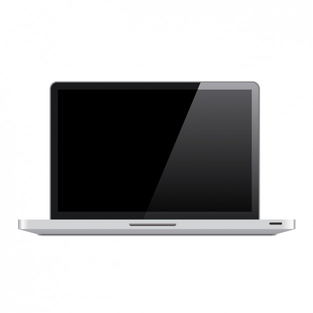 626x626 Laptop Illustration Vector Free Download