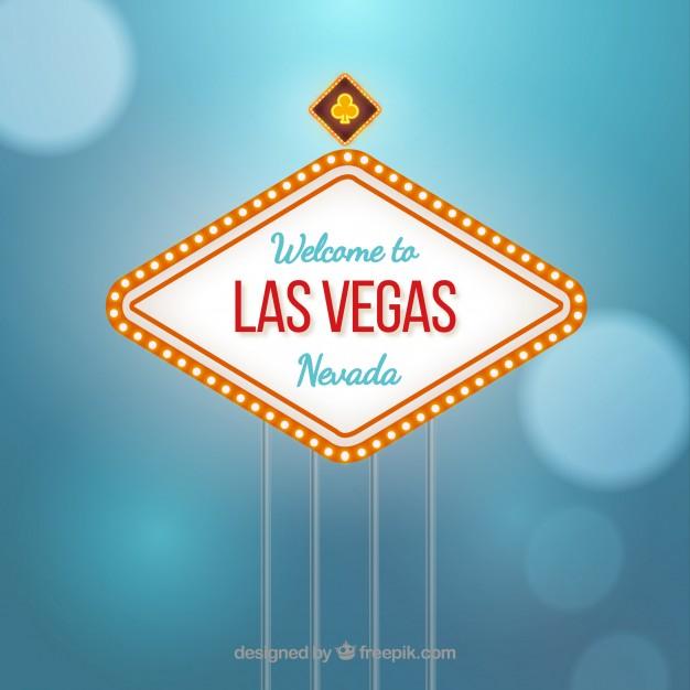 626x626 Las Vegas Sign Vector Vector Free Download