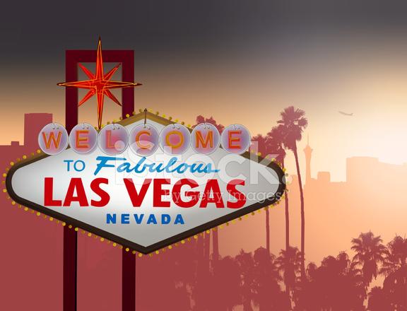 576x440 Welcome To Fabulous Las Vegas Sign Vector Stock Vector