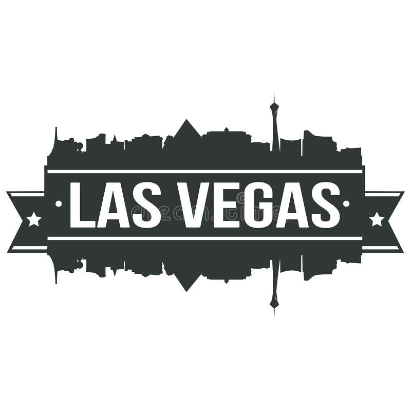 800x800 Las Vegas Skyline Art Skyline Art Print Las Vegas Cityscape Art