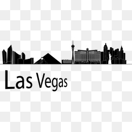 260x260 Las Vegas Skyline Png, Vectors, Psd, And Clipart For Free Download