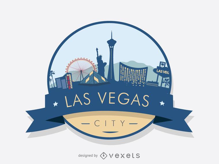 760x570 Las Vegas Badge Skyline