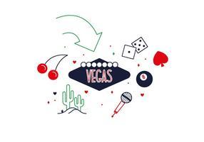 286x200 Las Vegas Free Vectors