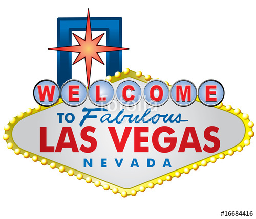 500x429 Las Vegas Welcome Sign Stock Image And Royalty Free Vector Files