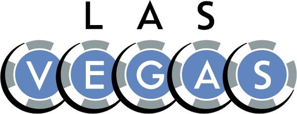 600x232 Las Vegas 0 Free Vector In Encapsulated Postscript Eps ( .eps
