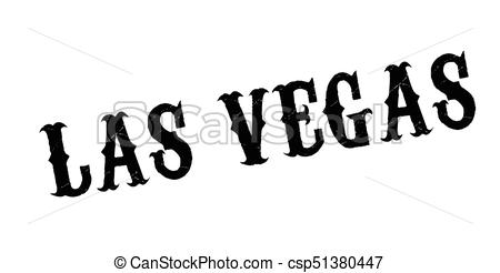 450x246 Las Vegas Rubber Stamp. Grunge Design With Dust Scratches.... Eps