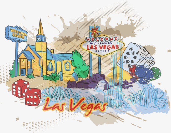 650x506 Vector Las Vegas, Dice, Poker, Vector Png And Vector For Free Download
