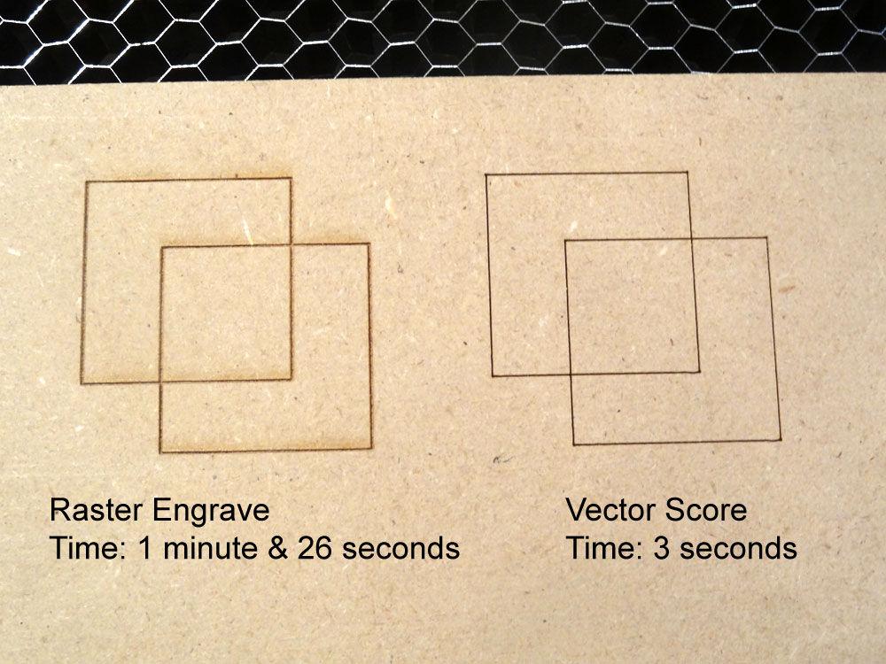 Laser Cut Vector
