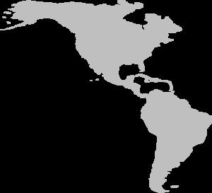 Latin America Vector