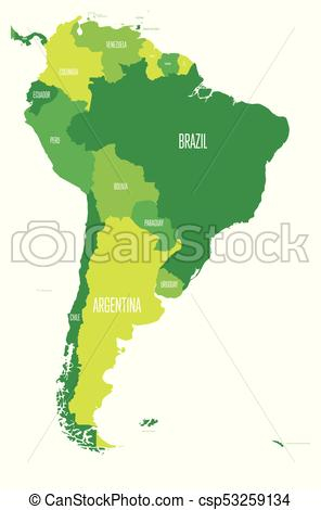 Latin America Vector at GetDrawings.com | Free for personal use ...