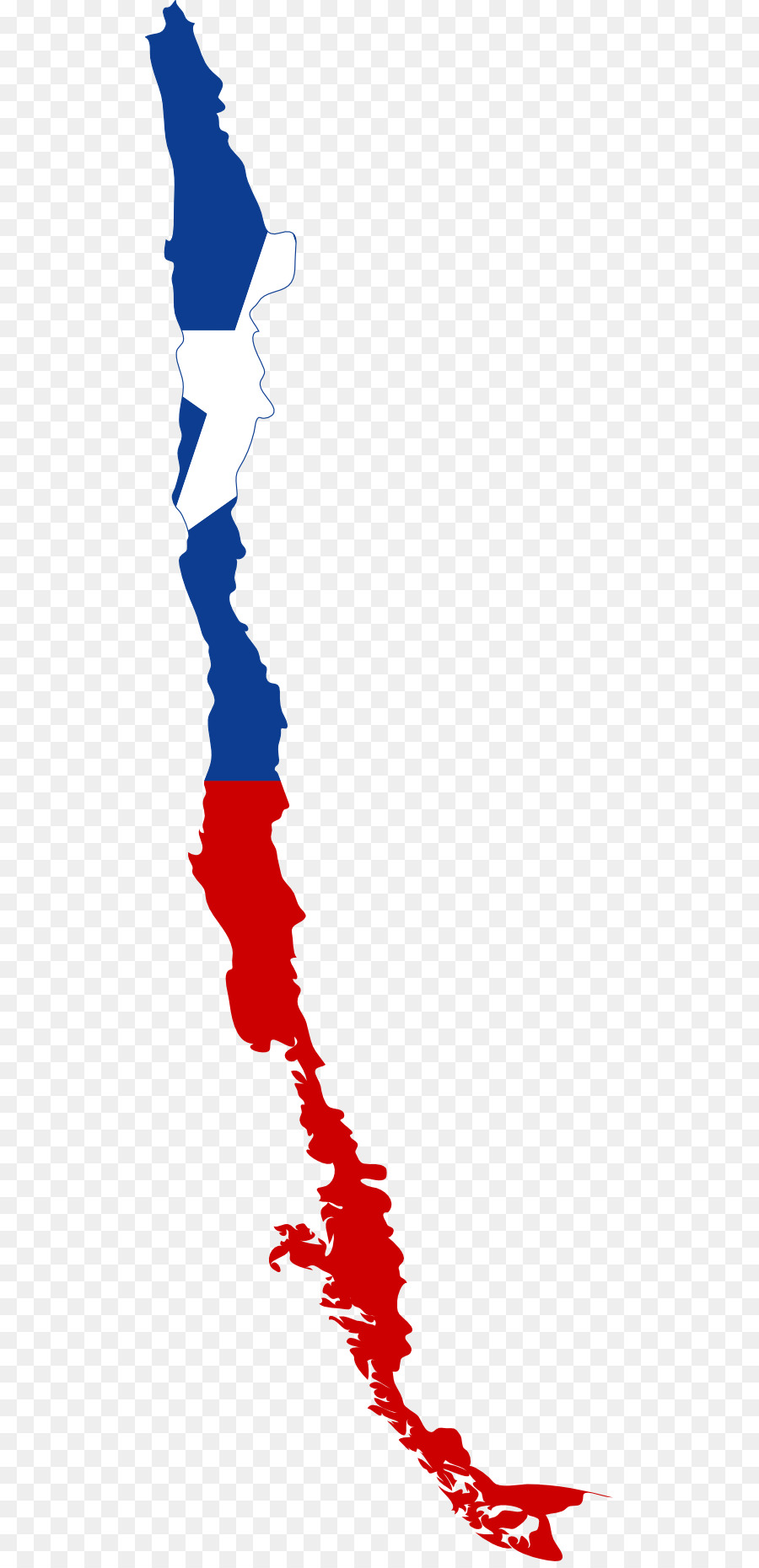 900x1860 Flag Of Chile Map Wikimedia Commons