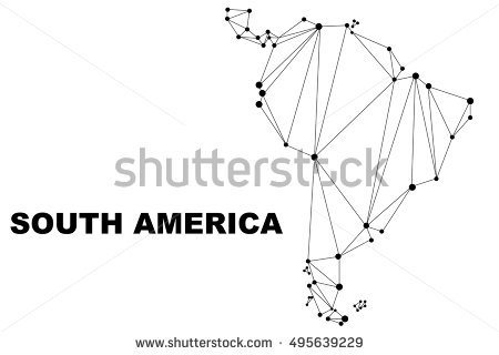 450x320 Latin America Map Vector South America Map Vector Download Free